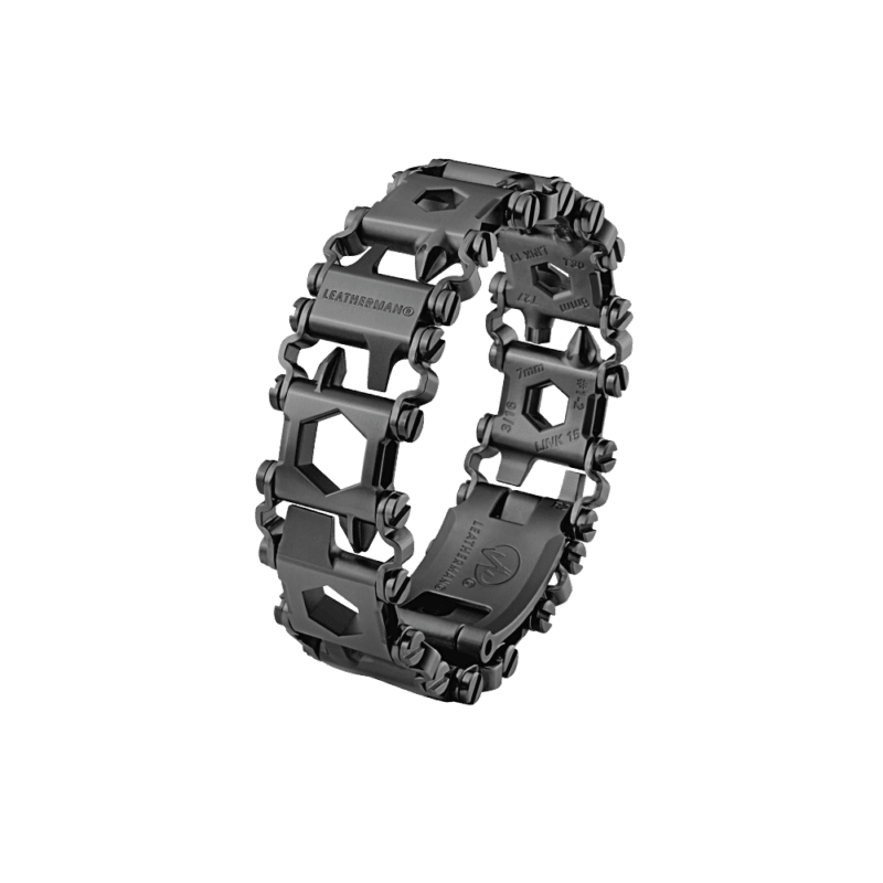 PULSERA LEATHERMAN TREAD LT BLACK