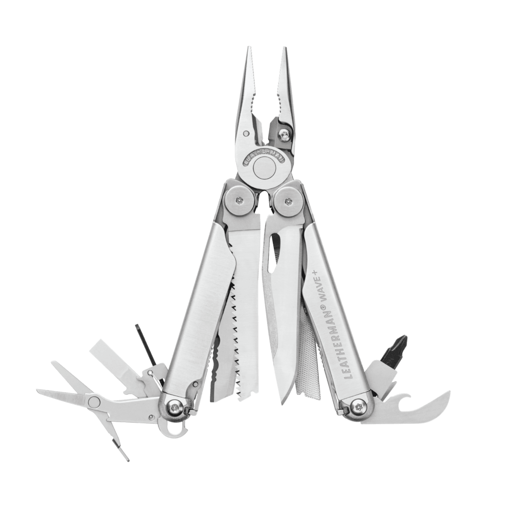 MULTI-HERRAMIENTA LEATHERMAN WAVE PLUS
