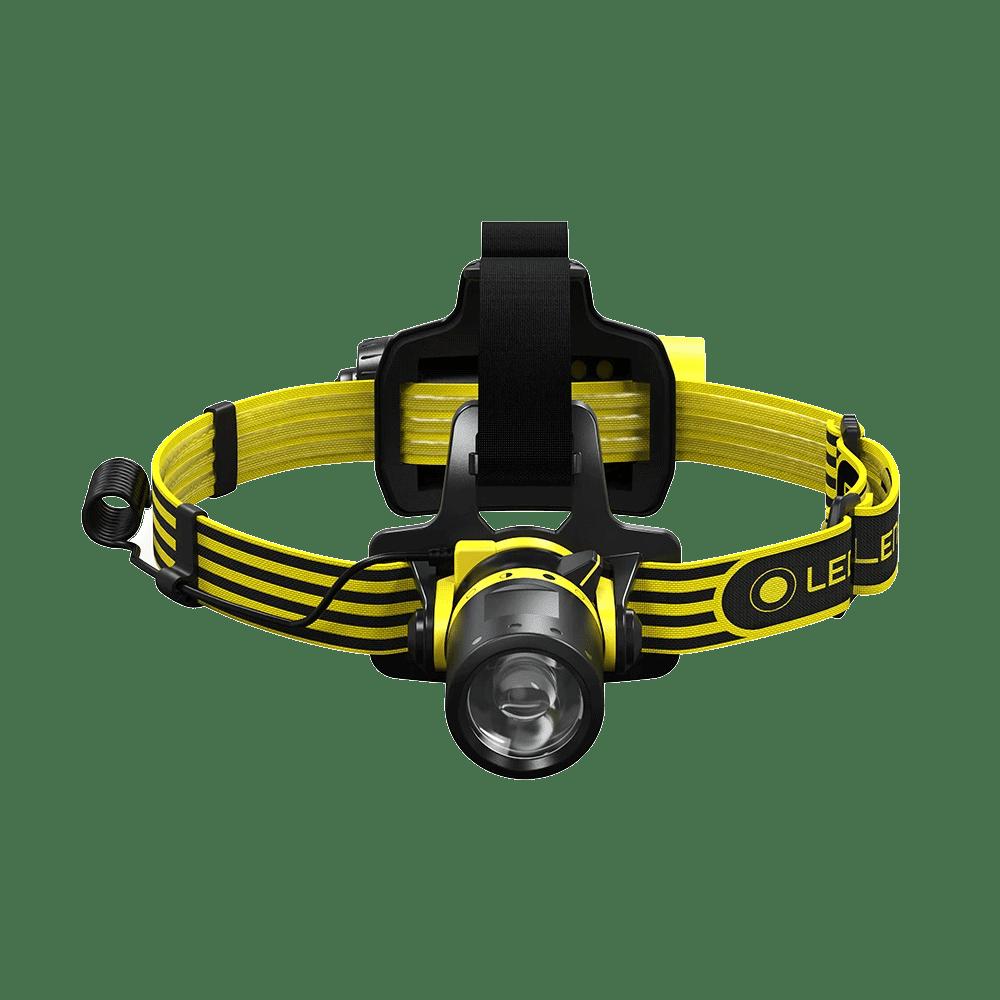 Linterna frontal LEDLENSR EXH8