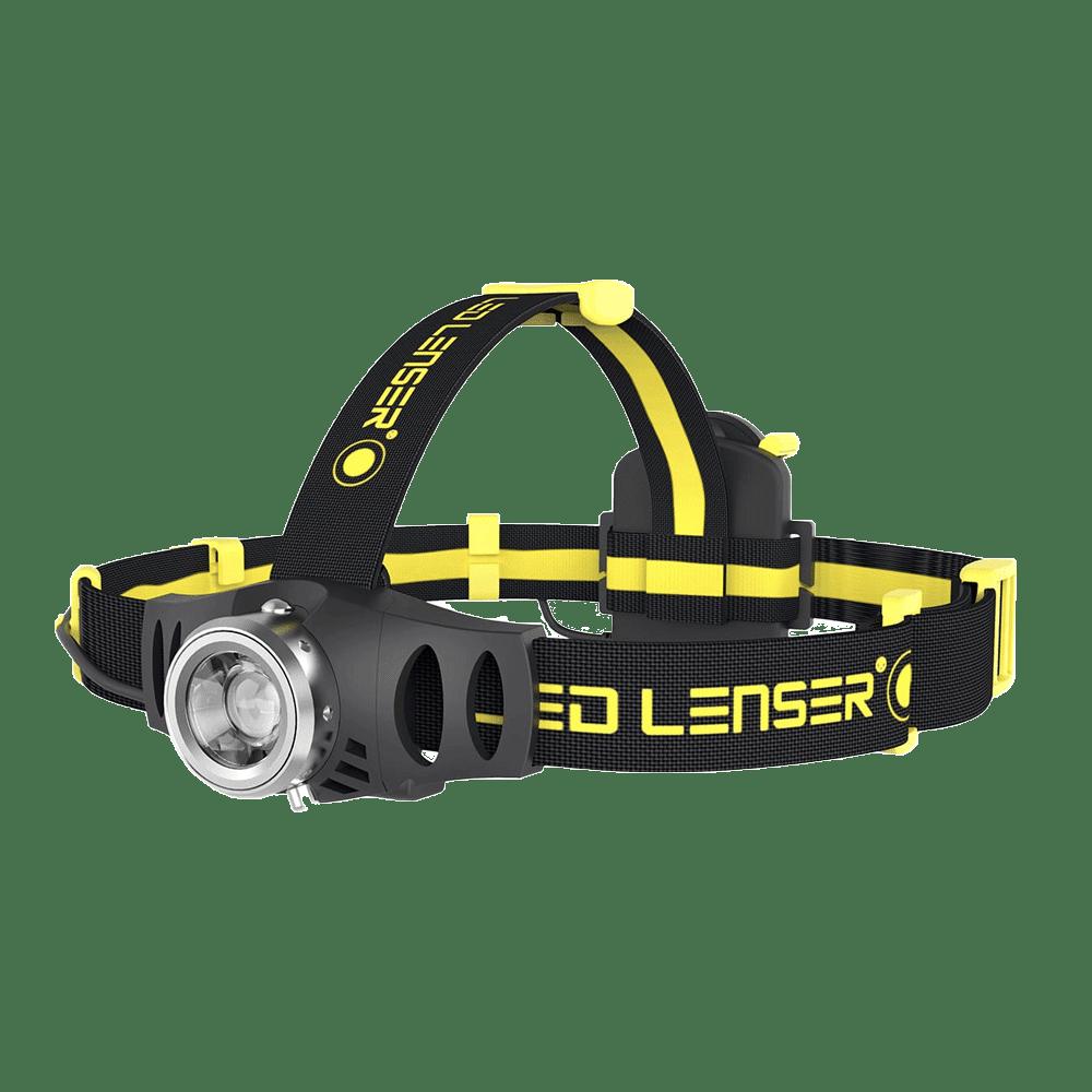 Linterna frontal LEDLENSR IH6R