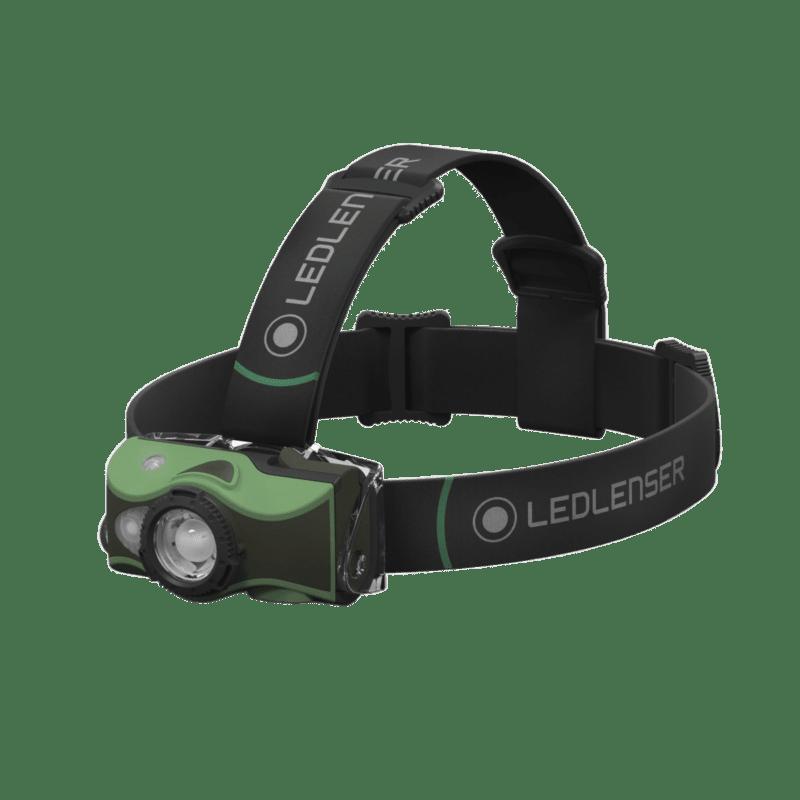 Linterna frontal LEDLENSER MH8